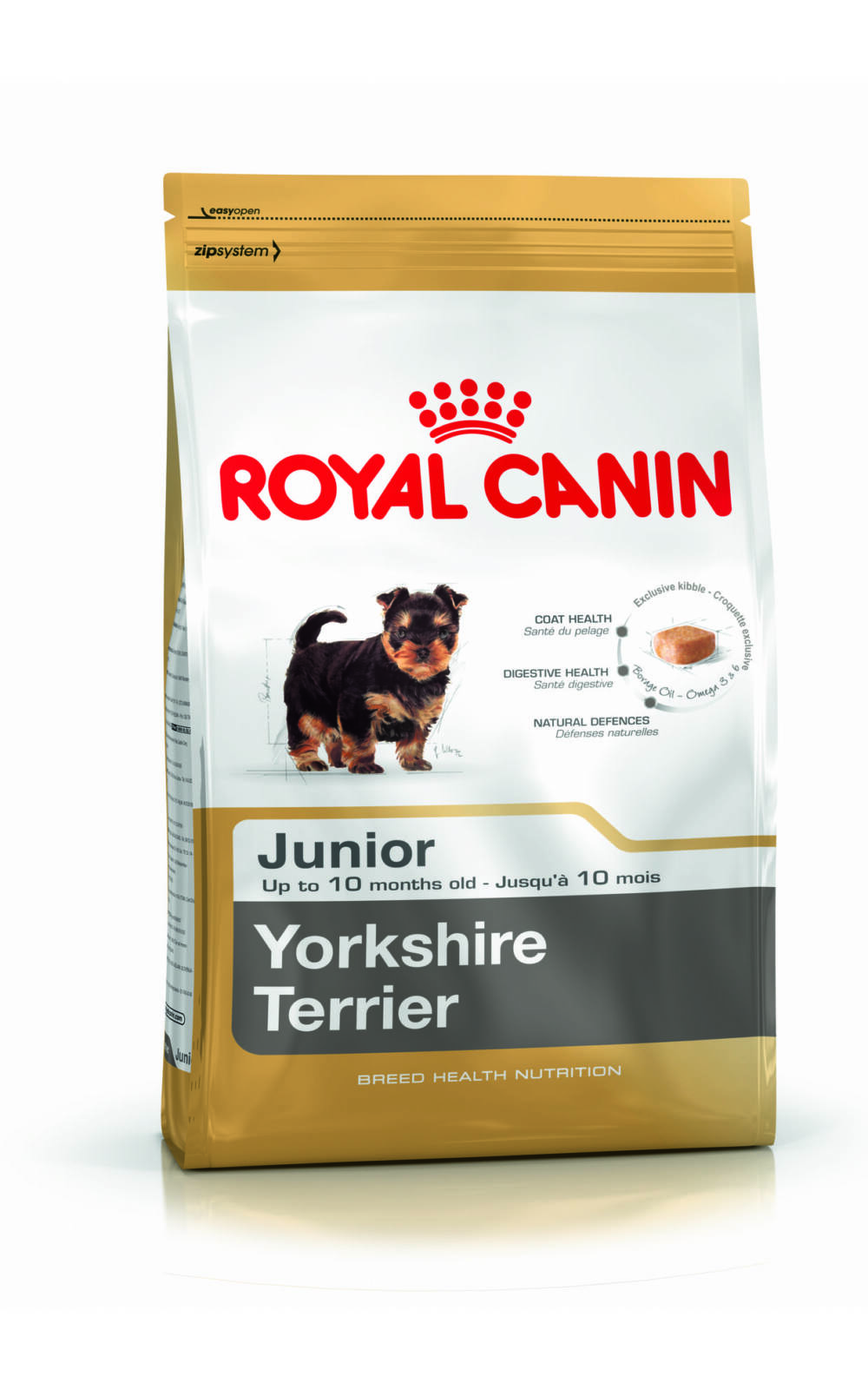 Royal Canin Gastro >> Royal Canin Yorkshire Terrier Junior 7,5 kg - Feed - EURO-VET Webshop