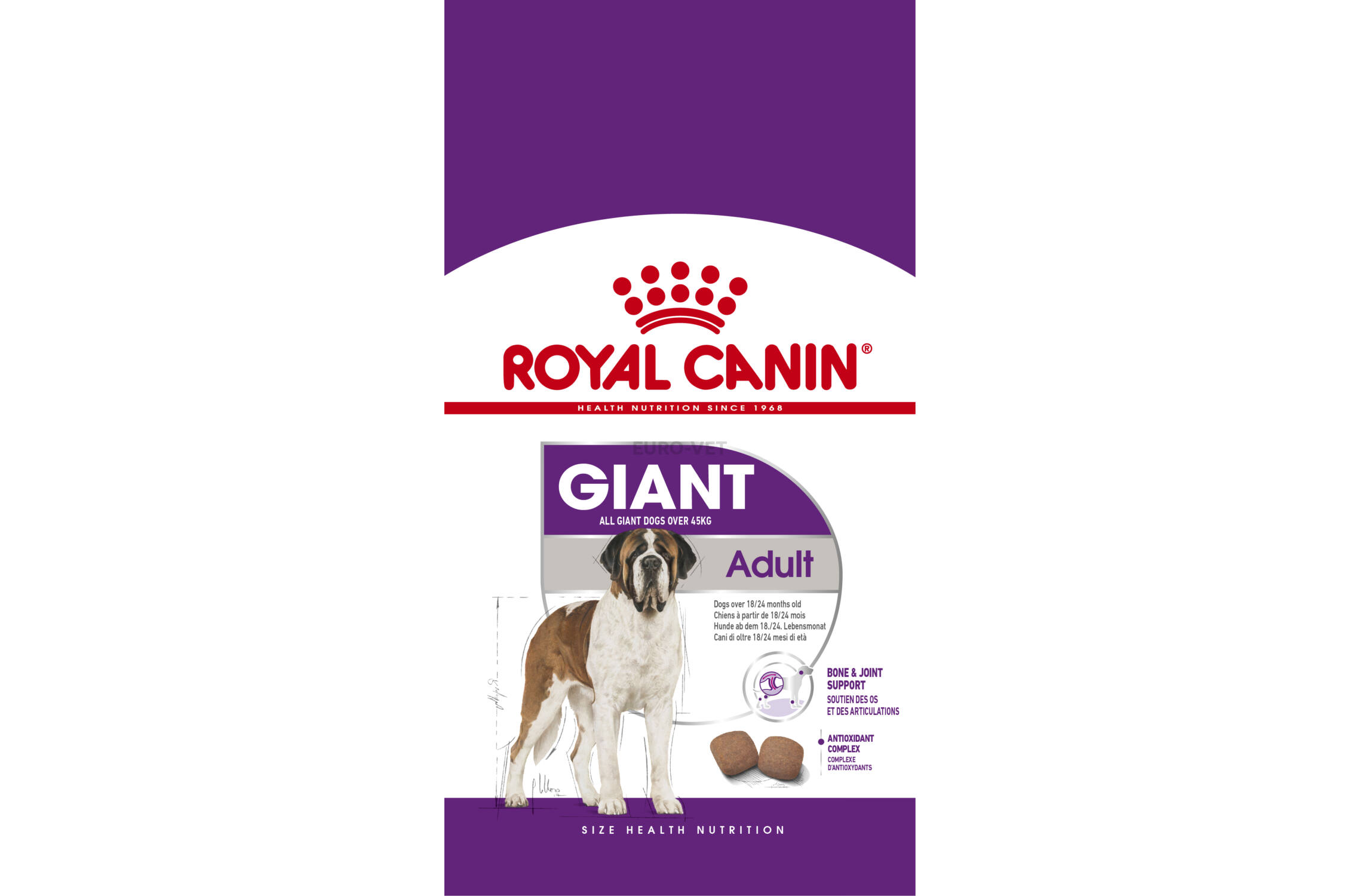 Royal Canin Giant Adult 15 kg - Feed