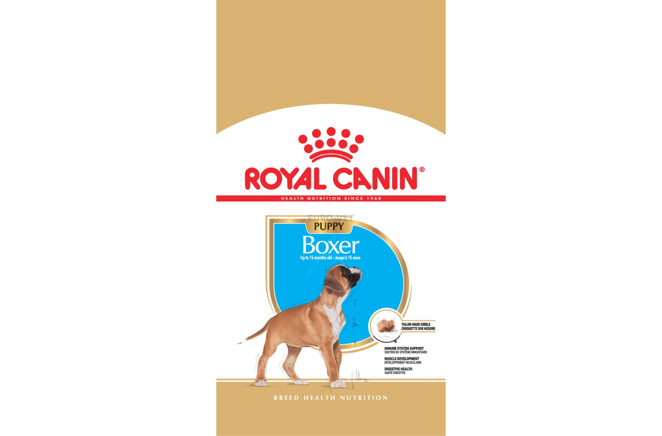 35f7b1147 ROYAL CANIN BOXER JUNIOR - Boxer kölyök kutya száraz táp 12 kg