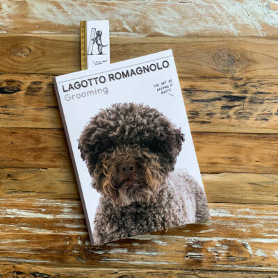 Könyv Lagotto Romagnolo nyírása az eredetiség megtartásával