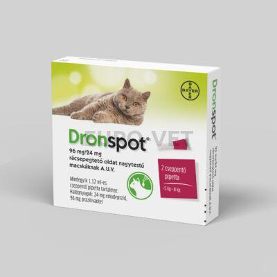 DronSpot rácsepegtető oldat nagytestű macskáknak A.U.V.