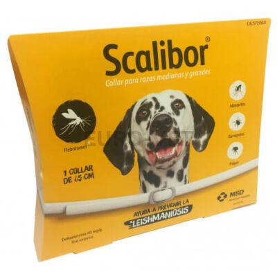 Scalibor Protectorband 4% 65 cm-es gyógyszeres nyakörv A.U.V.
