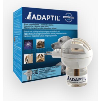 Adaptil nyugtató párologtató készülék és folyadék kutyák számára 48 ml