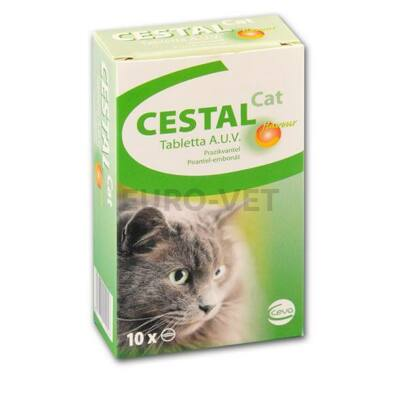 Cestal Cat Flavour tabletta A.U.V.