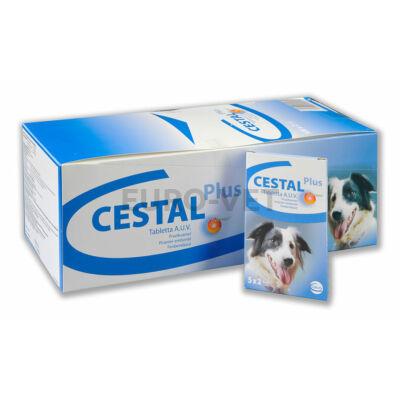 Cestal Plus rágótabletta kutyáknak A.U.V.
