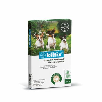 Kiltix nyakörv kistestű kutyáknak A.U.V. (38 cm)