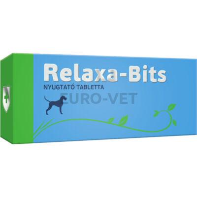 Relaxa-bits nyugtató tabletta kutyák részére (10 db/doboz)