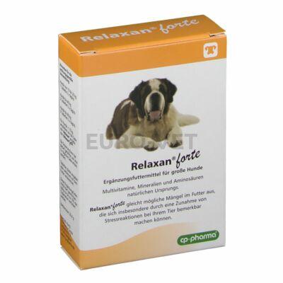 Relaxan nyugtató tabletta kutyák és macskák részére