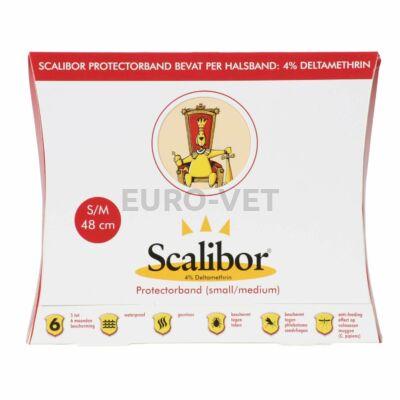 Scalibor Protectorband 4% 48 cm-es gyógyszeres nyakörv A.U.V.