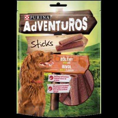 Adventuros Sticks Bölény ízesítésű 120 g
