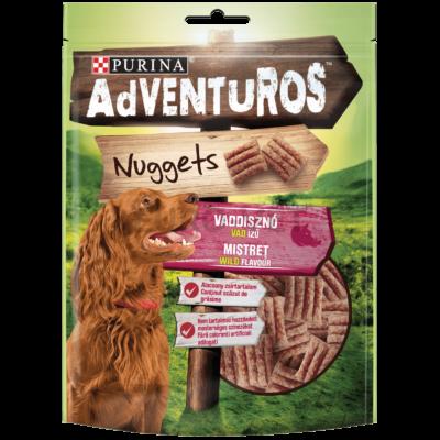 Adventuros Nuggets vaddisznó ízesítésű 90 g