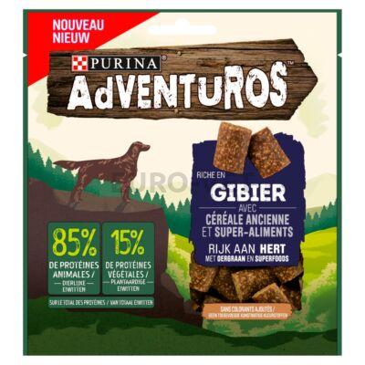 ADVENTUROS Szarvasban gazdag kutya jutalomfalat ősgabonával és superfood összetevőkkel 90 g