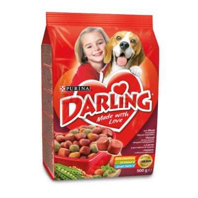 Darling Dry Dog marha+zöldség 500 g