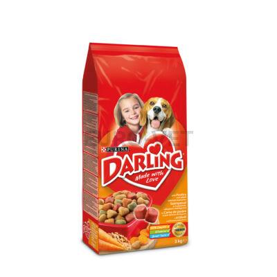 Darling Dry Dog Szárnyas+zöldség 3 kg