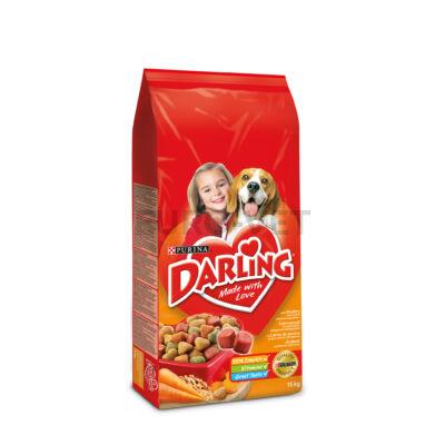 Darling Dry Dog Szárnyas+zöldség 15 kg