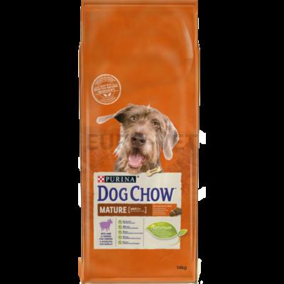 DOG CHOW Mature Adult Báránnyal 14 kg