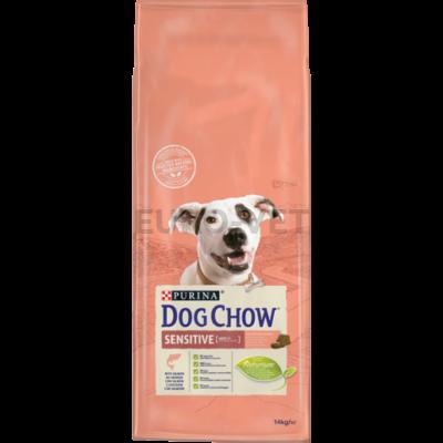 DOG CHOW Adult Sensitive Lazaccal 14 kg