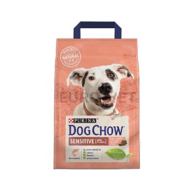 DOG CHOW Adult Sensitive Lazaccal 2,5 kg