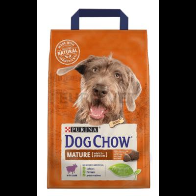 DOG CHOW Mature Adult Báránnyal száraz kutyaeledel 2,5kg