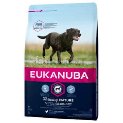 Eukanuba Mature & Senior Large Breed Maintenance
