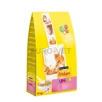 Friskies Dry Cat Junior 10 kg