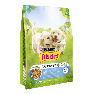 Friskies Dry Dog Junior 500 g