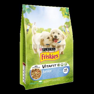 Friskies Dry Dog Junior 500 g
