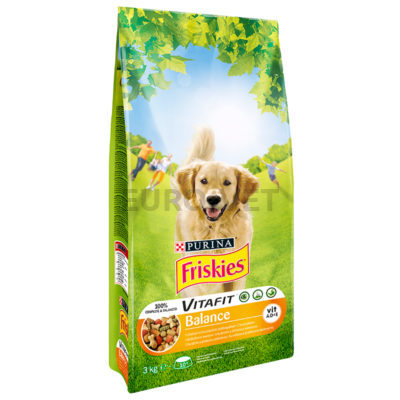 Friskies Dry Dog Balance SMC 3 kg