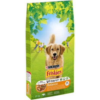 Friskies Dry Dog Balance 15 kg