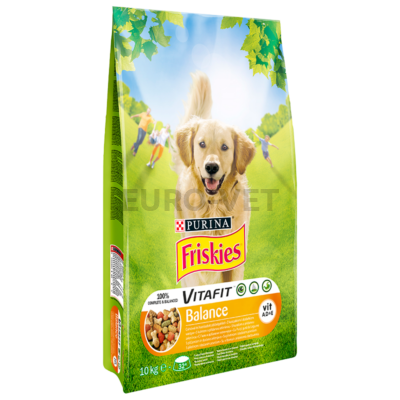 Friskies Dry Dog Balance SMC 10 kg