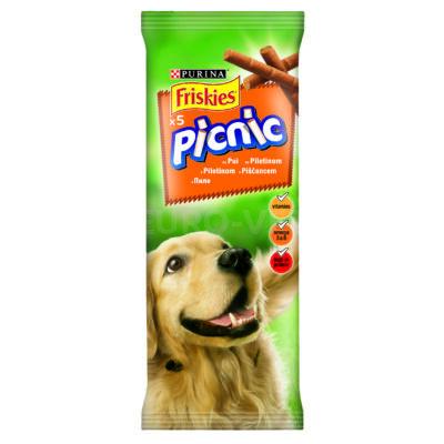 FRISKIES Picnic Csirkével kutya jutalomfalat 42g