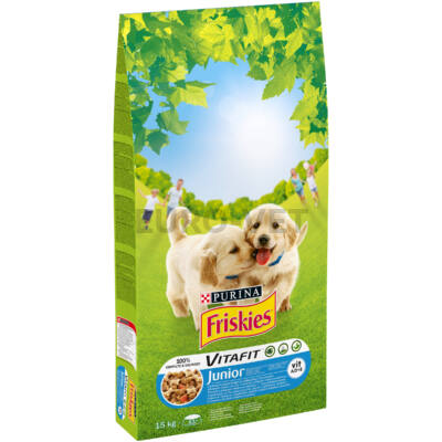 Friskies Dry Dog Junior 15 kg