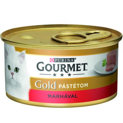 Gourmet Gold Marhahúsos pástétom 85 g
