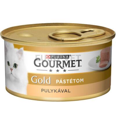 Gourmet Gold pástétom pulykával 85 g