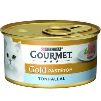 Gourmet Gold pástétom tonhallal 85 g
