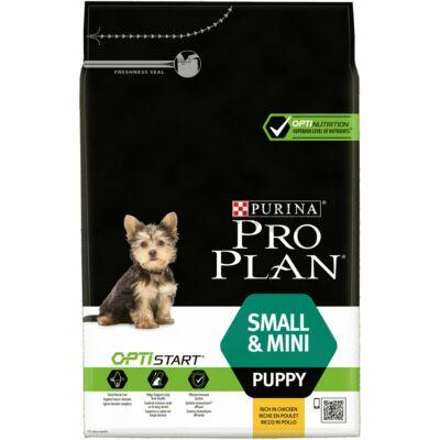 PRO PLAN Small & Mini Puppy OPTISTART száraz kutyaeledel 3kg