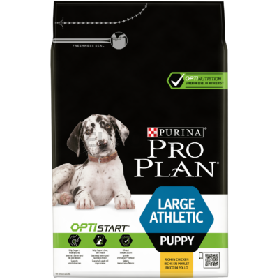 Pro Plan Large Puppy Athletic OPTISTART 3 kg