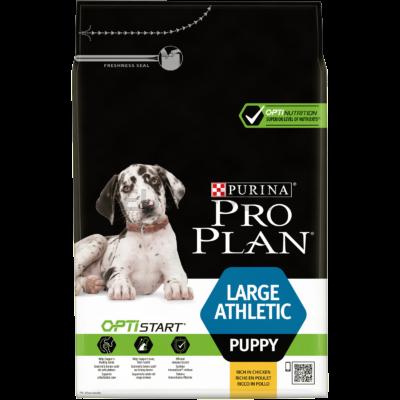 Pro Plan Large Puppy Athletic OPTISTART 3 kg