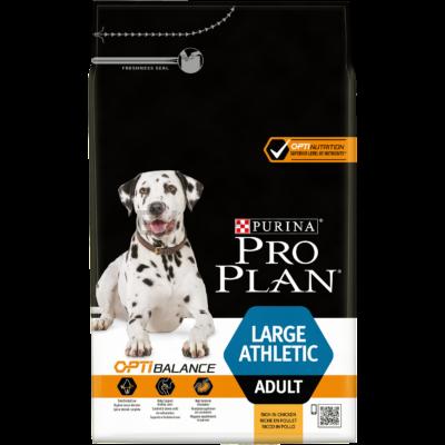 Pro Plan Large Adult Athletic OPTIBALANCE 3 kg