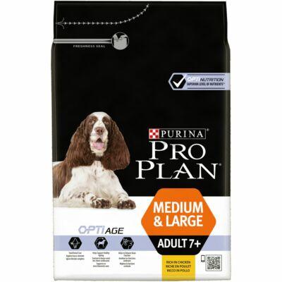 Pro Plan Medium&Large Adult 7+ OPTIAGE 3 kg