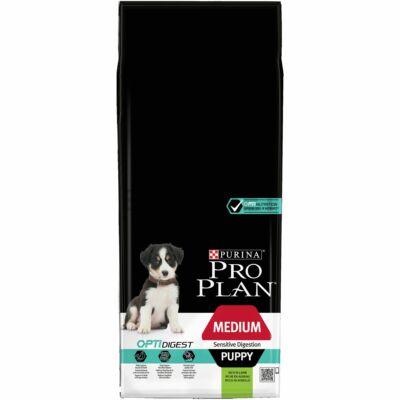 Pro Plan Medium Puppy Sensitive Digestion OPTIDIGEST 12 kg