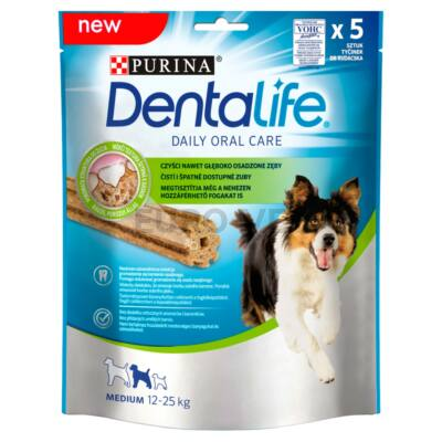 DENTALIFE Medium kutya jutalomfalat 115g