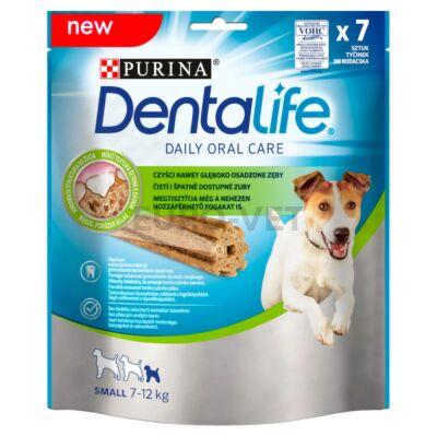 DENTALIFE Small kutya jutalomfalat 115g