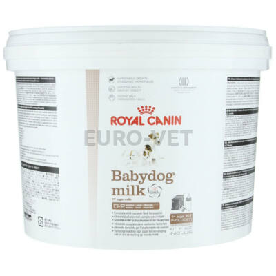 ROYAL CANIN '1st Age Milk - tejpótló tápszer kölyök kutyák részére 2 kg