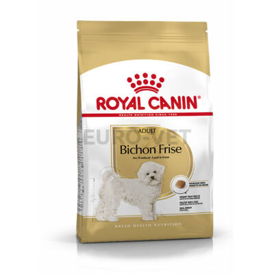 ROYAL CANIN BICHON FRISE ADULT - Bichon Frise felnőtt kutya száraz táp 1,5 kg