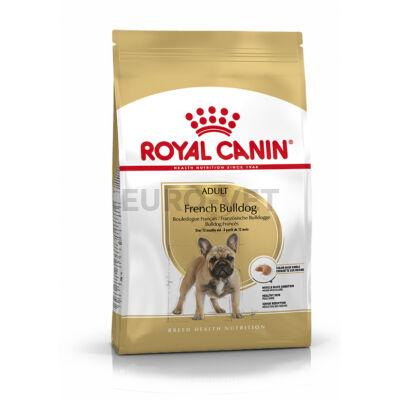 ROYAL CANIN FRENCH BULLDOG ADULT - Francia Bulldog felnőtt kutyák száraz táp 9 kg