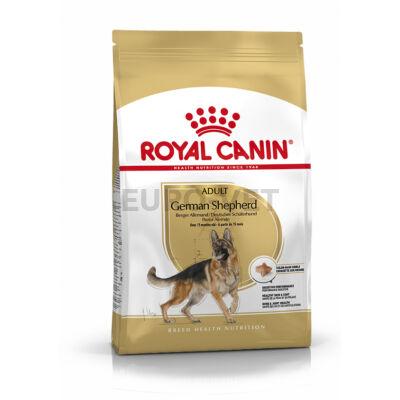 ROYAL CANIN GERMAN SHEPHERD ADULT - Német Juhász felnőtt kutya száraz táp 11 kg