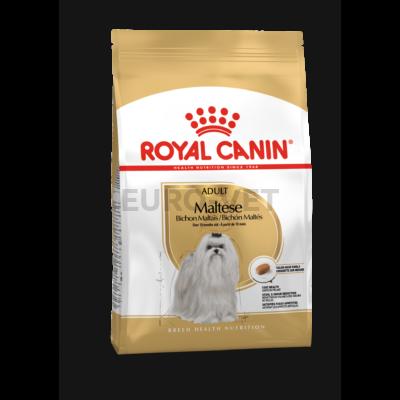 Maltese adult - Máltai selyem felnőtt kutya száraz táp 1,5 kg