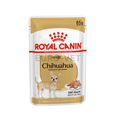ROYAL CANIN CHIHUAHUA ADULT - Csivava felnőtt kutya  nedves táp 0,085 kg