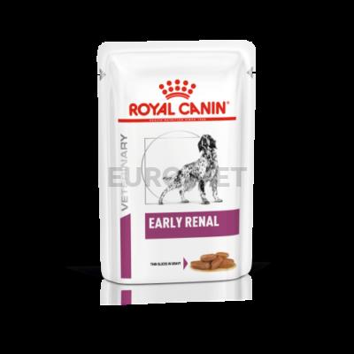 Royal Canin Early Renal- NEDVES GYÓGYTÁP KRÓNIKUS VESEELÉGTELENSÉG KORAI JELEIT MUTATÓ KUTYÁK SZÁMÁRA 0,1 kg